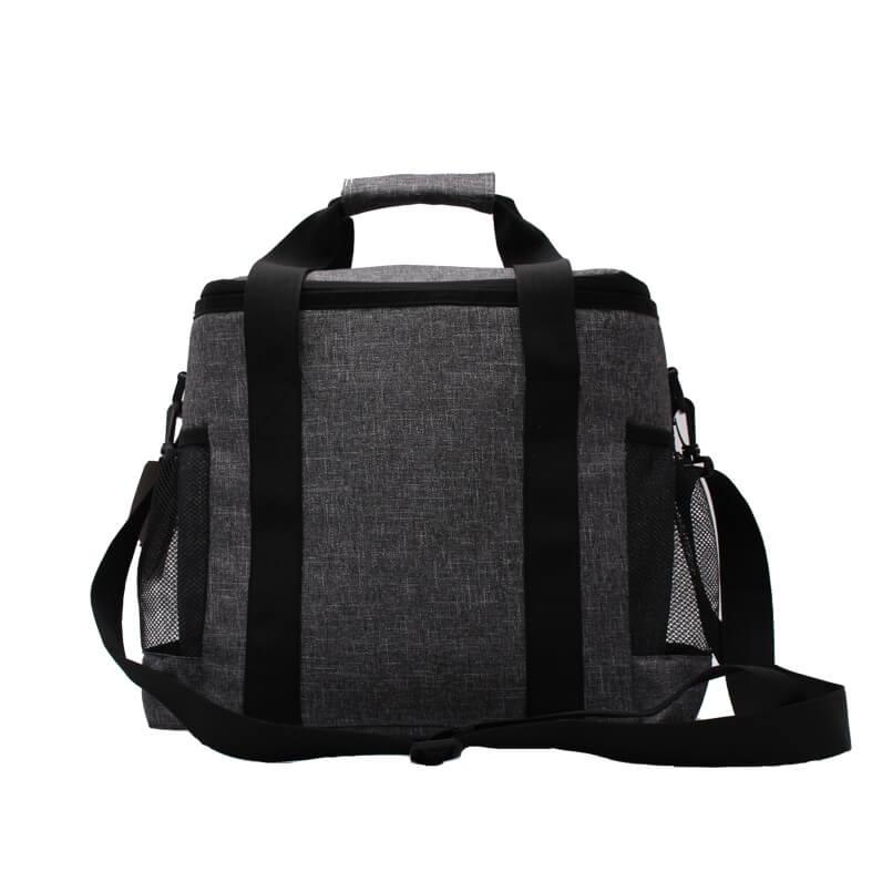 Portable insulated bag ice bag