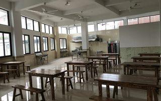Nan'an Jinsheng Bags Co., Ltd. staff canteen