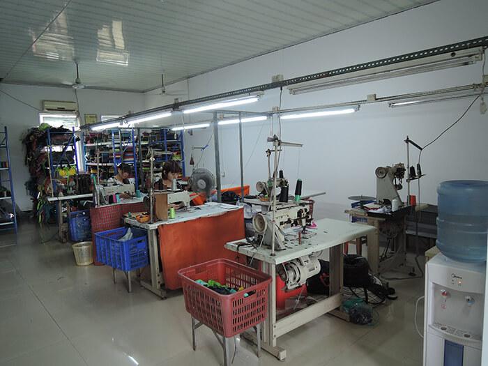 Nan'an Jinsheng Bags Co., Ltd. R&D department-1