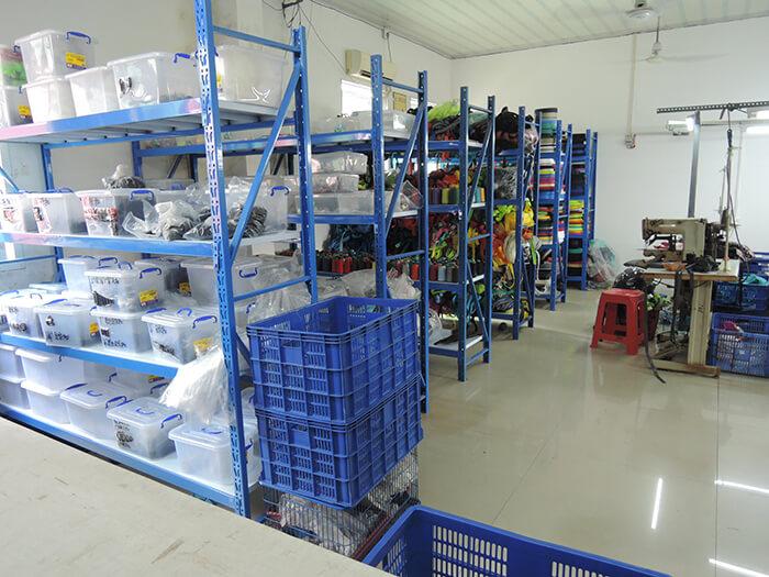 Nan'an Jinsheng Bags Co., Ltd. R&D department