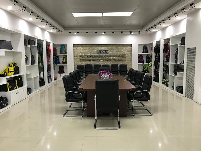 Nan'an Jinsheng Bags Co., Ltd. showroom