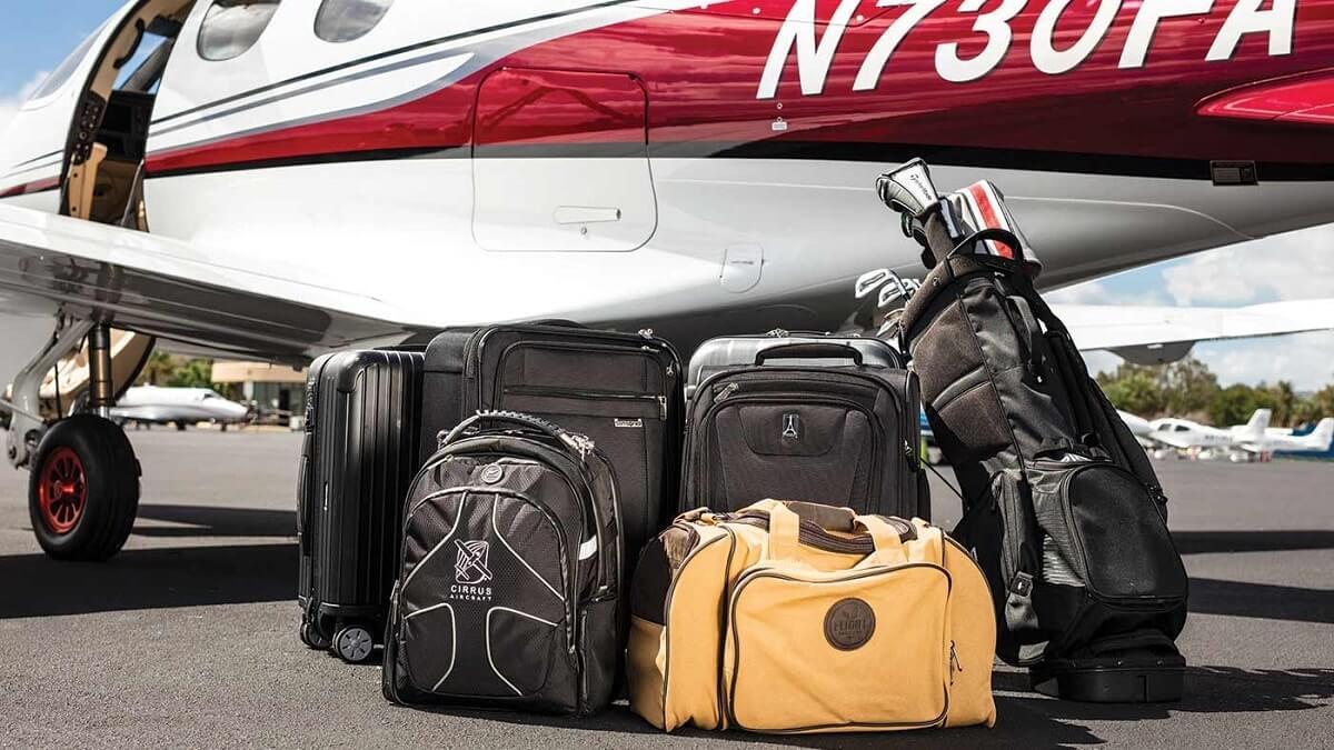 pilot flight bags supplier