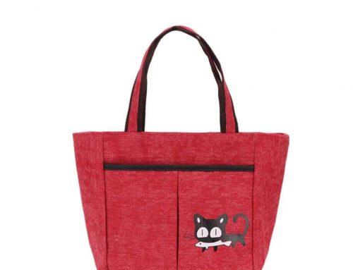 Ladies handbag small shopping bag tote bags