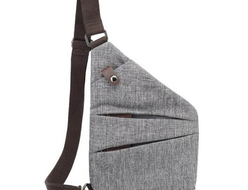 Multi-functional cross shoulder backpack cross body bags supplier