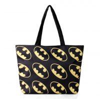 Printed tote bag canvas women bag