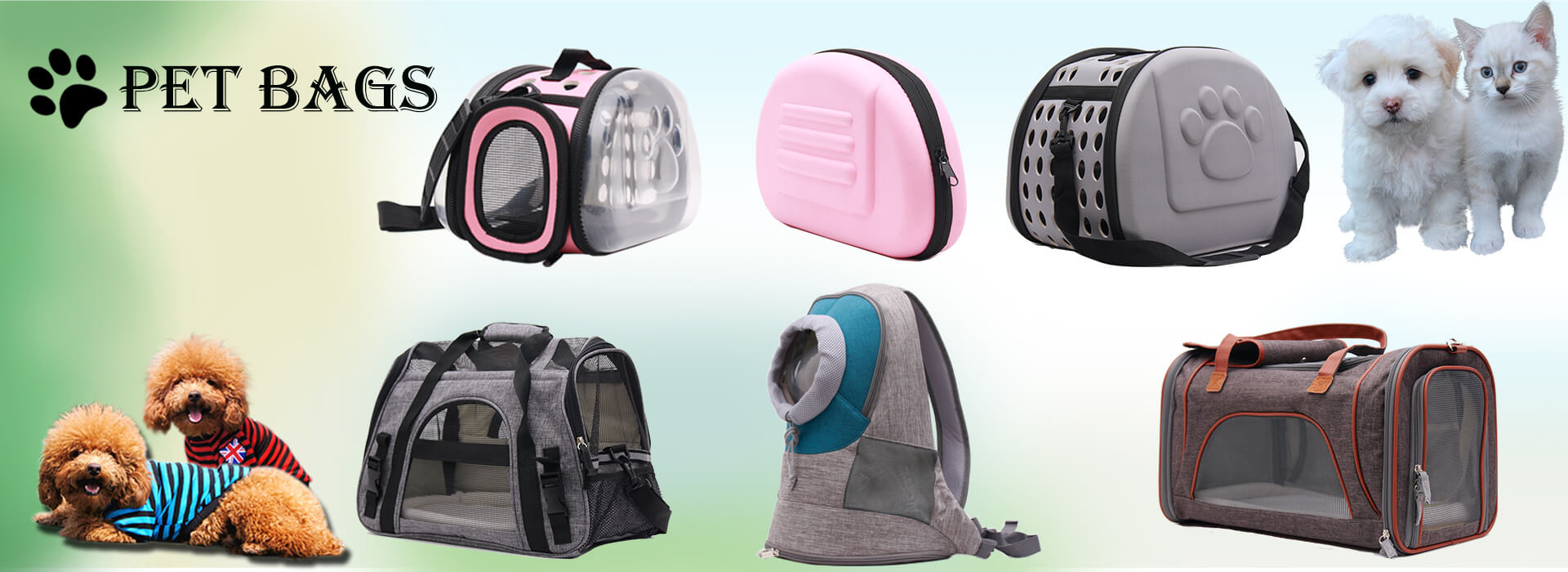 Pet bags dog backpack cat carrier