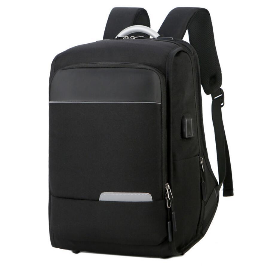Lightweight black Laptop Backpacks 15.6 inch manufacturer-1