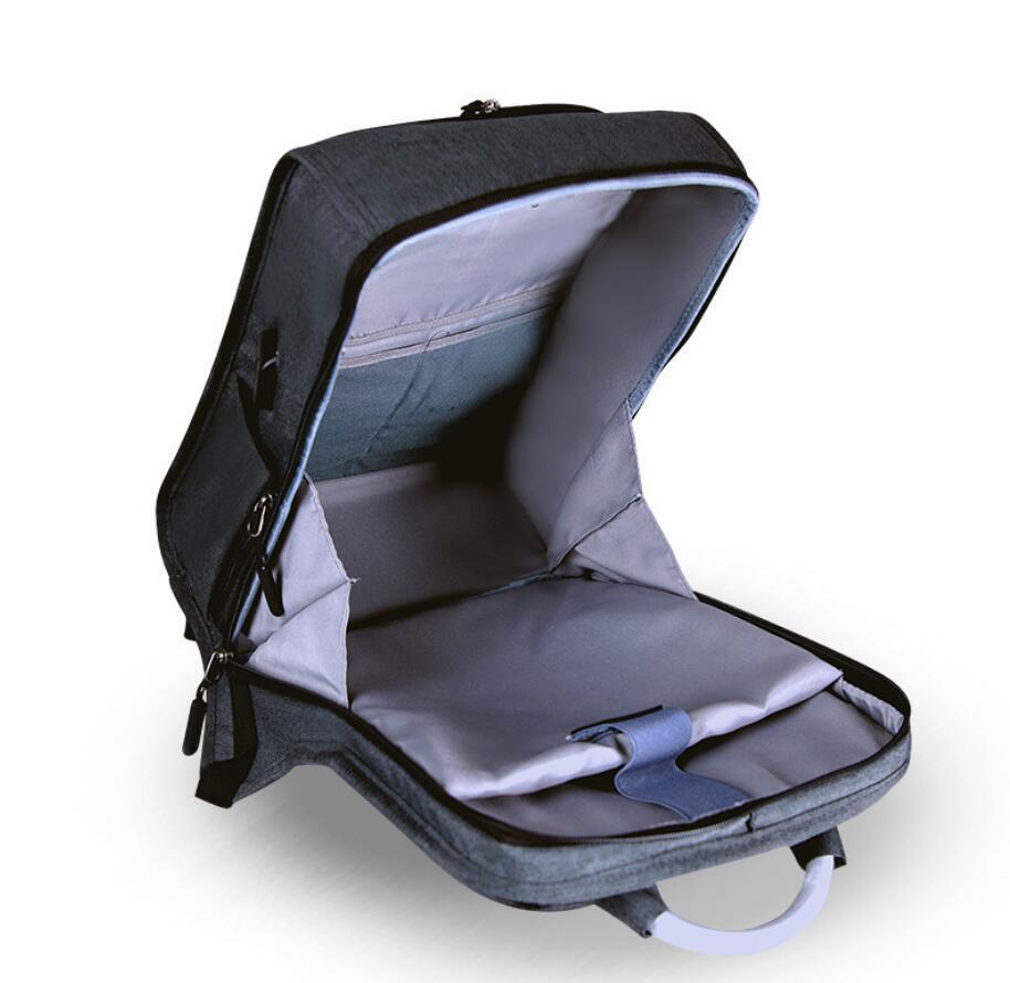Lightweight black Laptop Backpacks 15.6 inch manufacturer-2