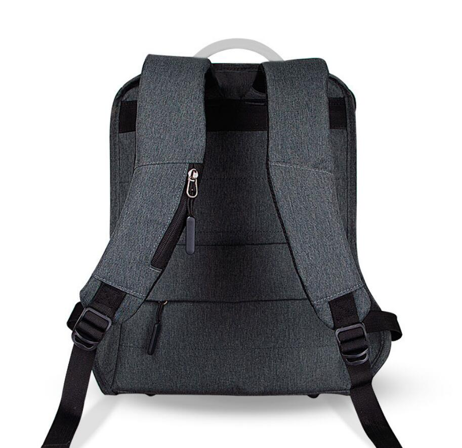 Lightweight black Laptop Backpacks 15.6 inch manufacturer-4