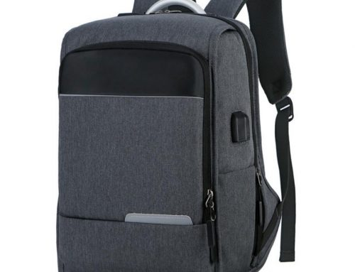 Lightweight black Laptop Backpacks 15.6 inch manufacturer