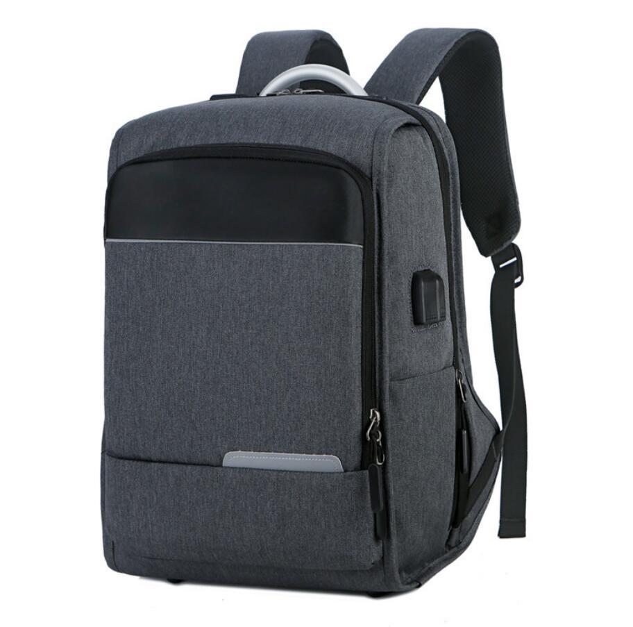 Lightweight black Laptop Backpacks 15.6 inch manufacturer