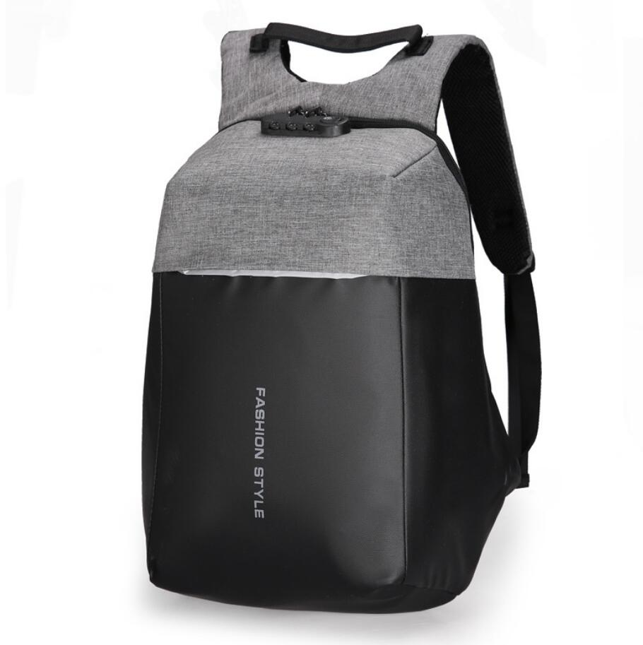 Wholesale Computer Backpack with Anti-Theft Lock-1