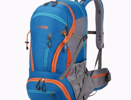 Custom camping backpack sports bag