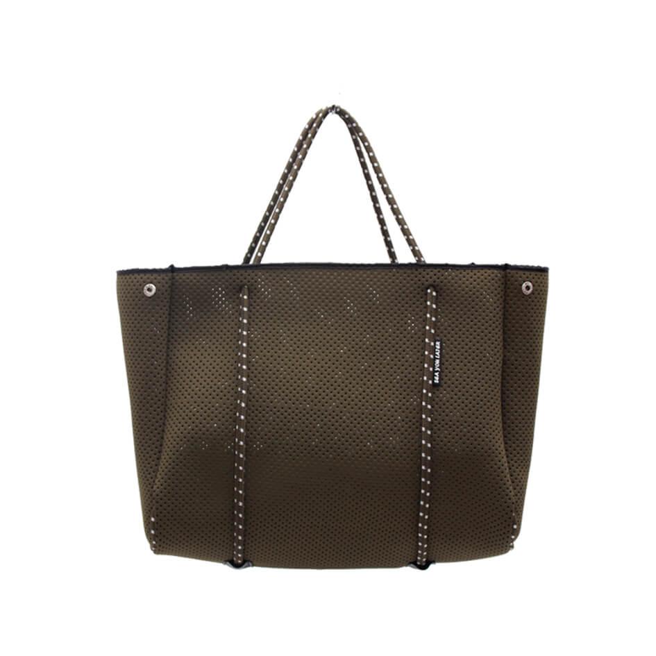 custom neoprene bag