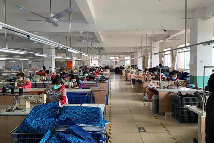 China backpack manufacturer