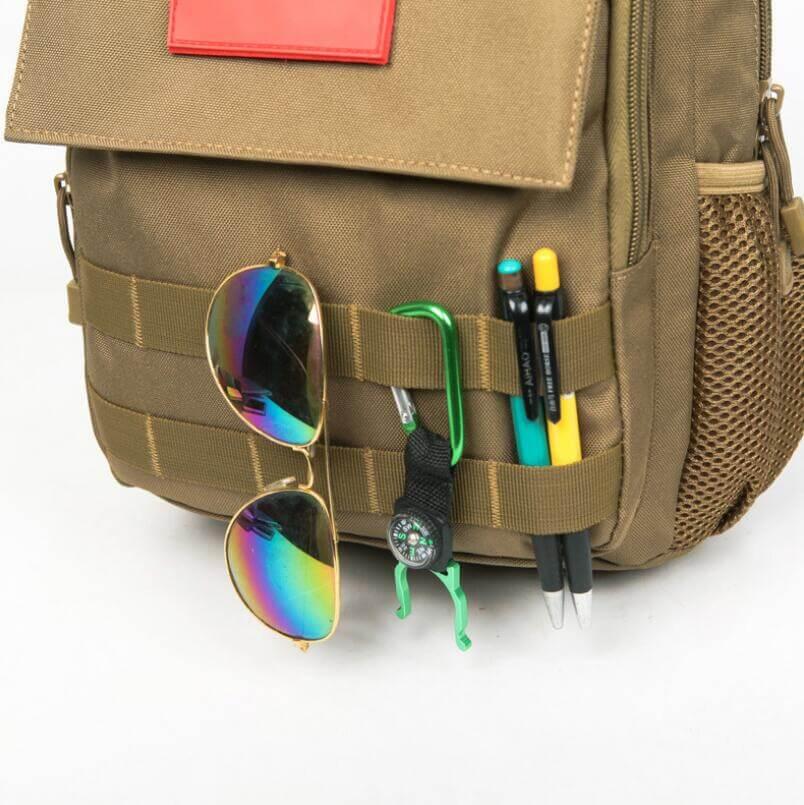 camo backpack manufacturer
