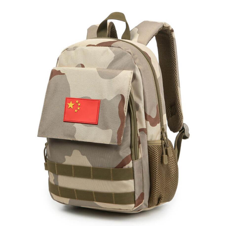 custom camo backpack ssupplier
