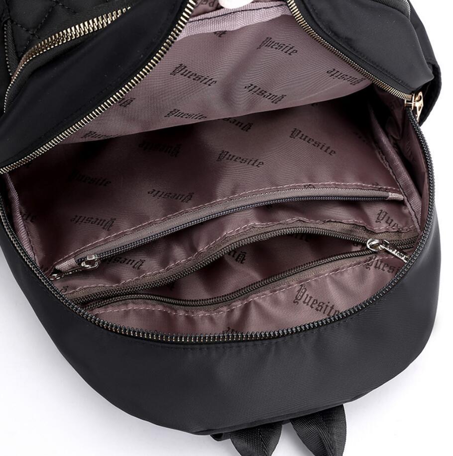 nylon backpack for girl