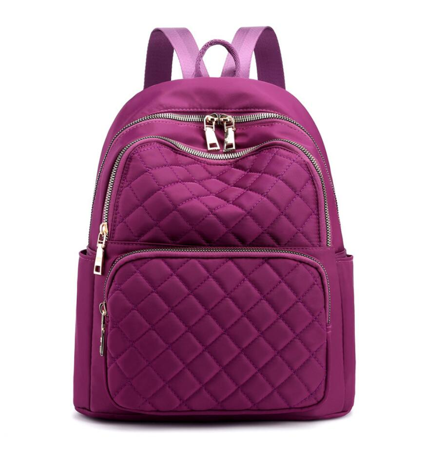 nylon backpack for girl