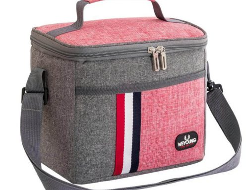 Leakproof Insulated Cooler Lunch Bag Supplier