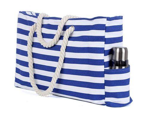 Wholesale Canvas Beach Bag