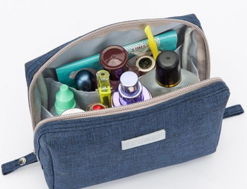 China cosmetic bag supplier