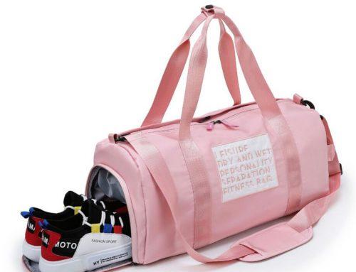 Custom duffle bags China