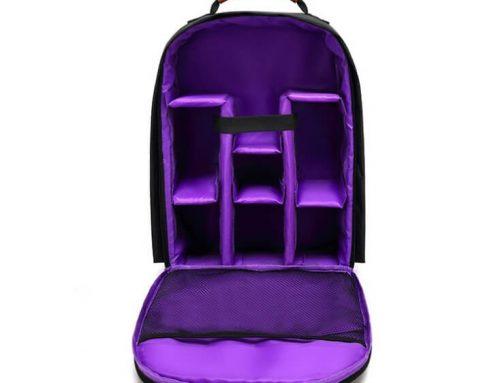 Customized Camera Case Backpack