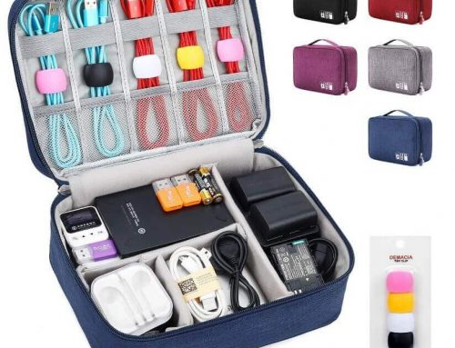 Large Travel Cable Organizer Bag Supplier