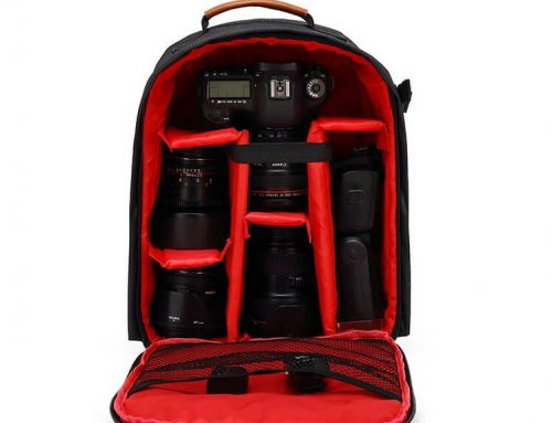 Waterproof Shockproof Camera Backpack Supplier