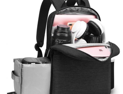 Wholesales Nylon Camera Backpack
