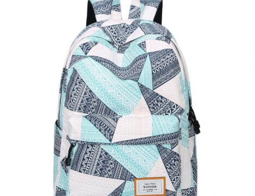 Wholesales Cute Patterns Printed Backpack