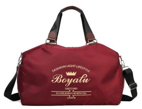 Wholesales Unisex Large Travel Tote Bag