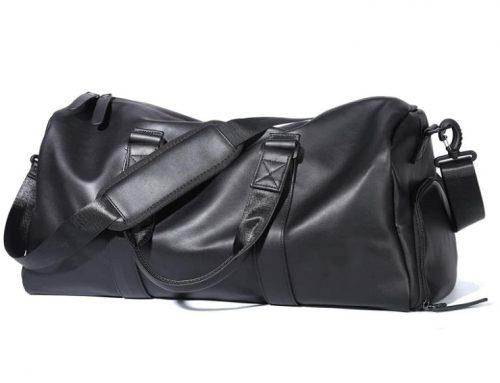 PU Duffel Bags Supplier