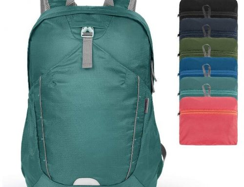 Customised 28L Packable Travel Hiking Backpack