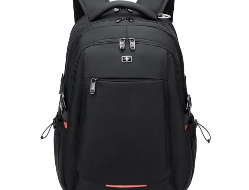backpack with cutom logo